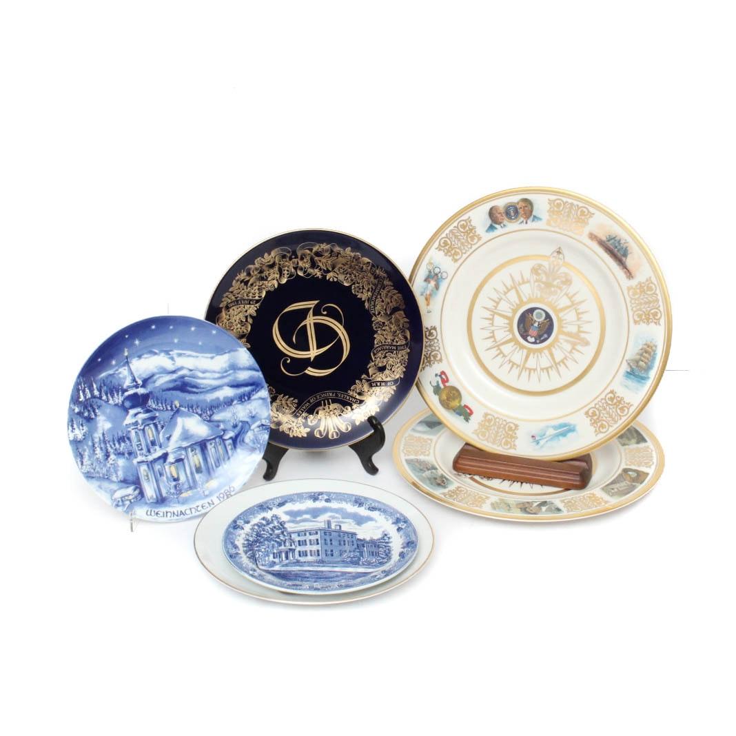 Coats & Clark, Jon Roth Collectors Plates