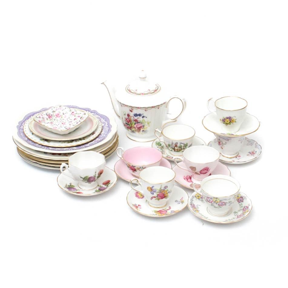 Porcelain Tableware Assortment