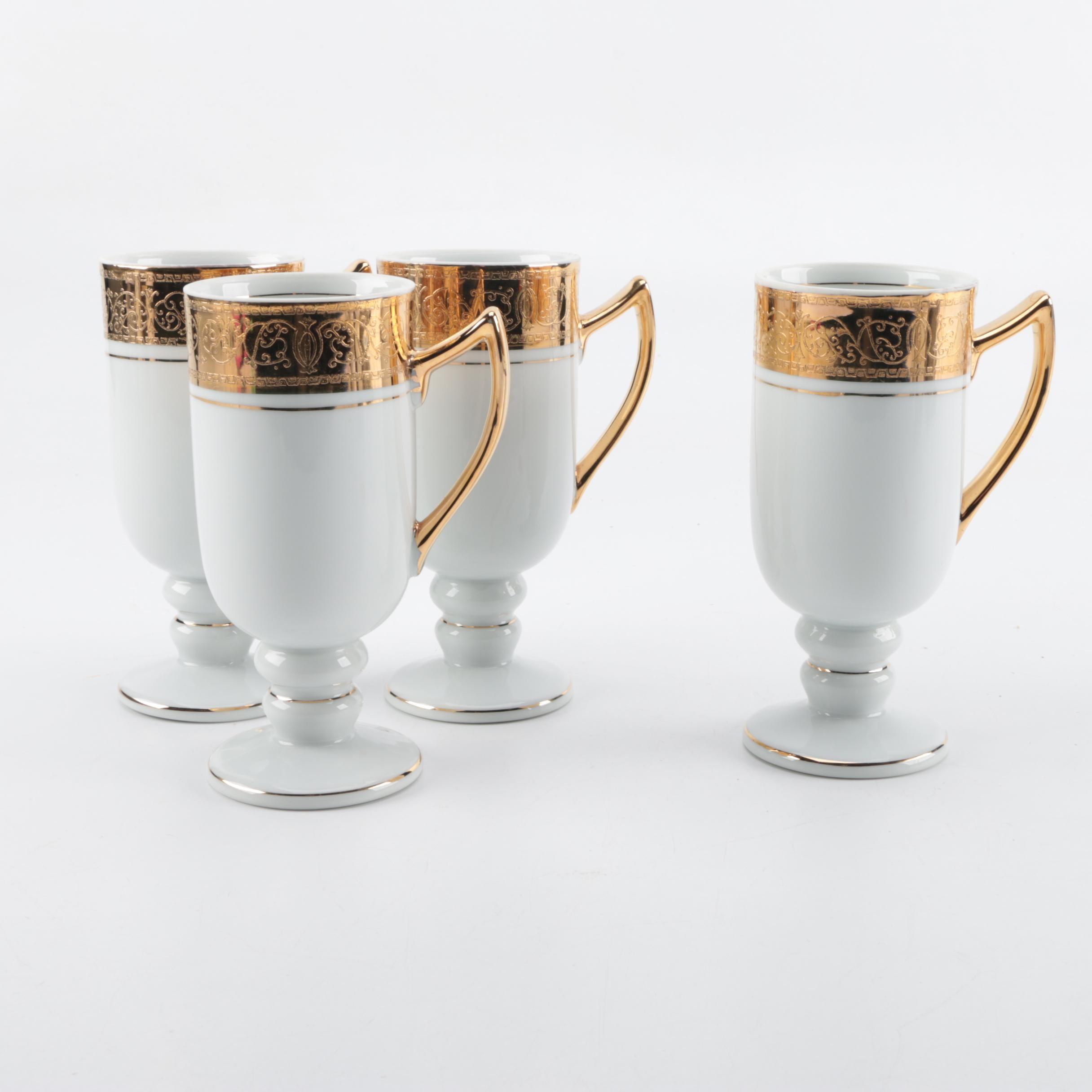 Royal Crown Imperial Porcelain Mugs