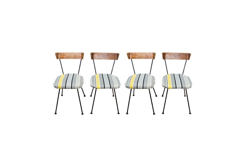 Vintage Mid Century Modern Side Chairs