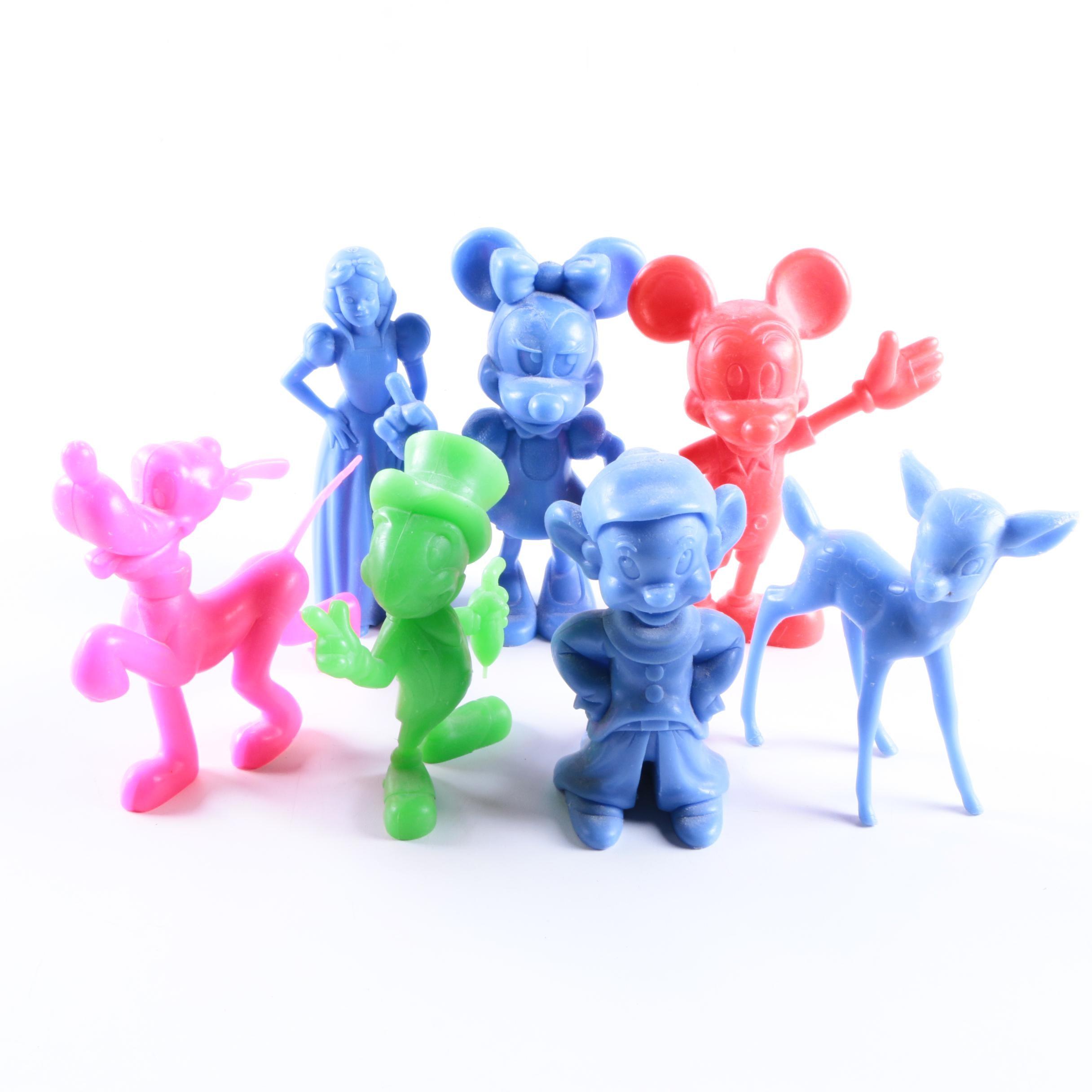 Plastic Disney Toys