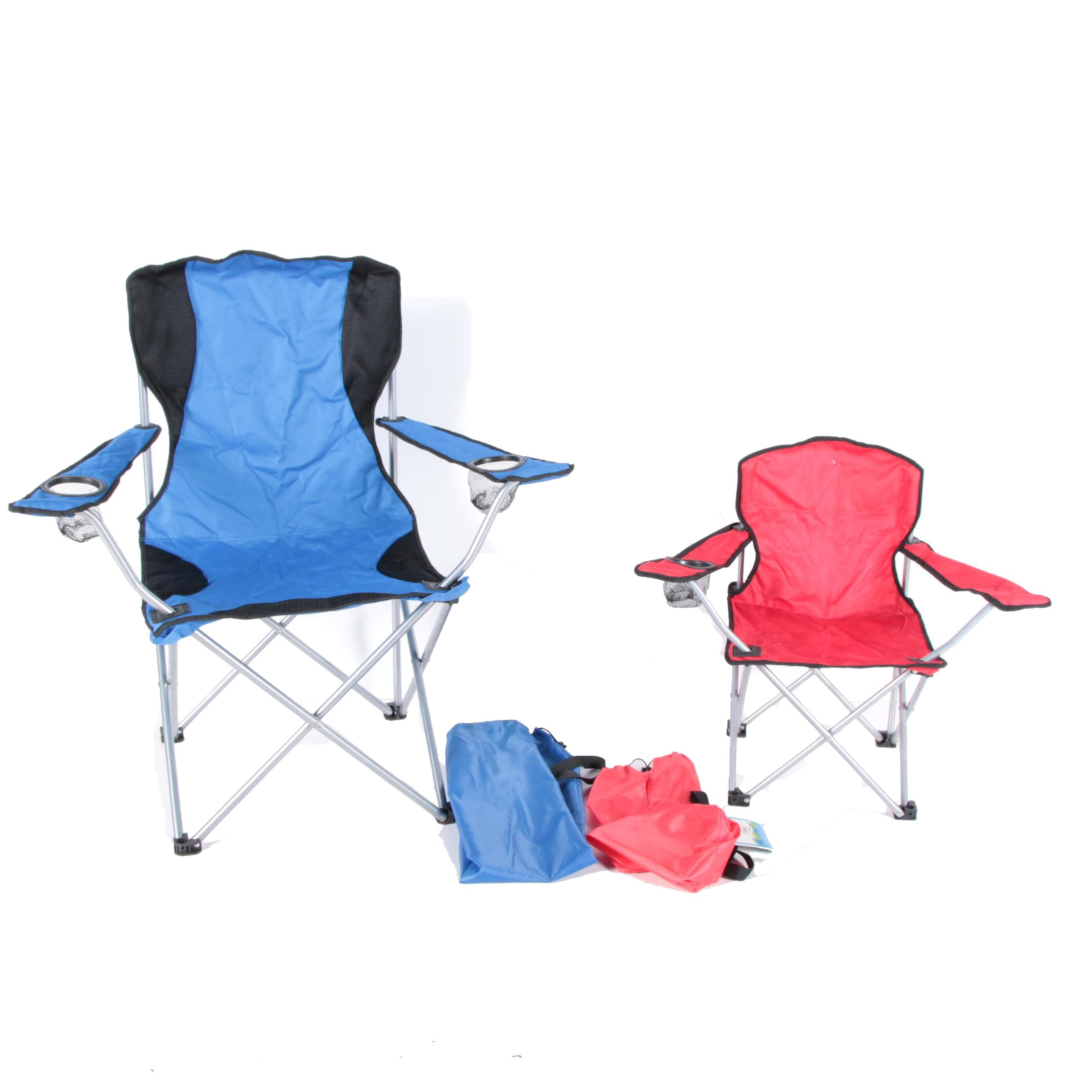 Adult and Child Sized Folding Chairs