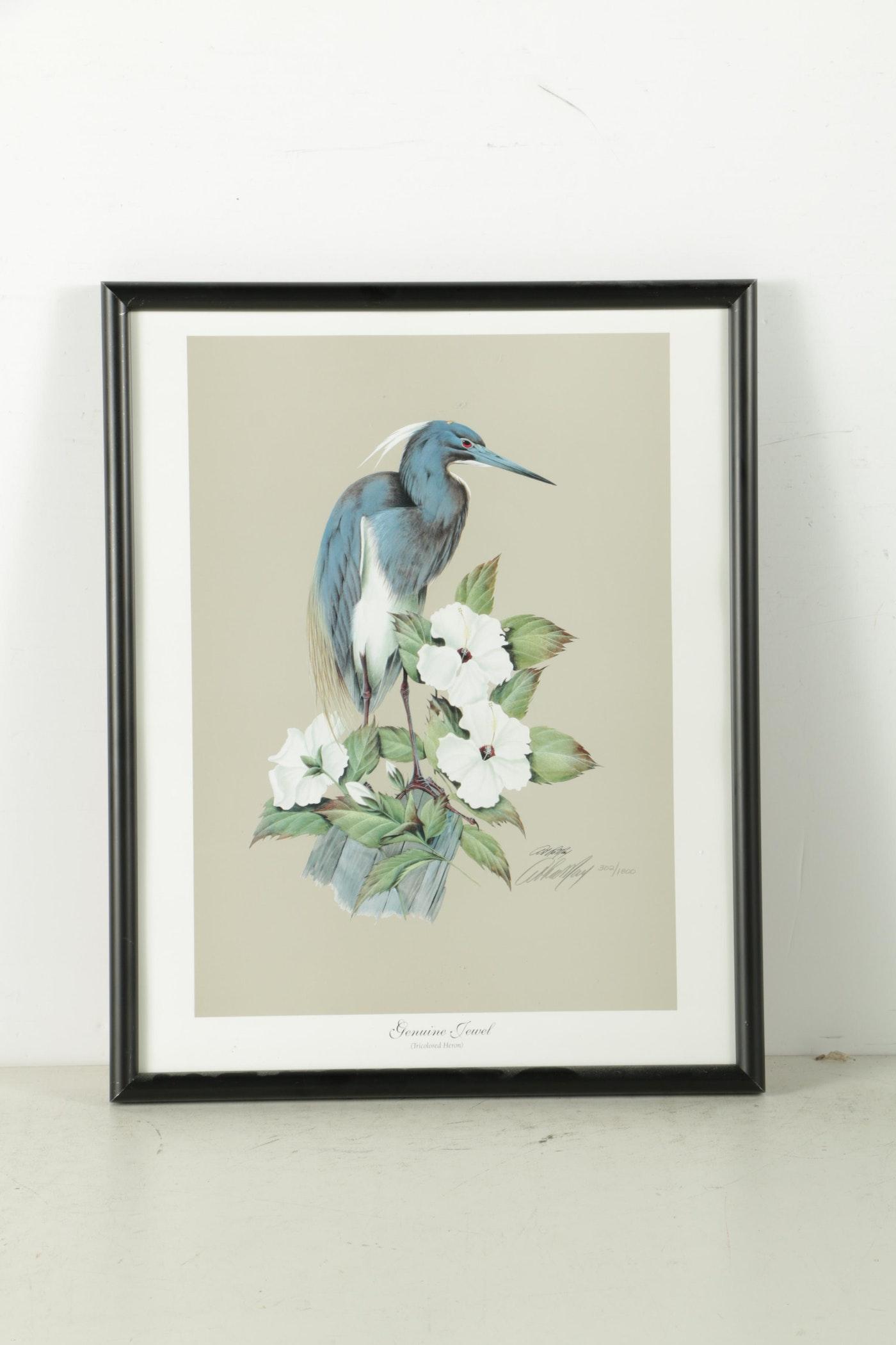 Jewel Auto Sales >> Art LaMay Limited Edition Reproduction Prints of Herons | EBTH