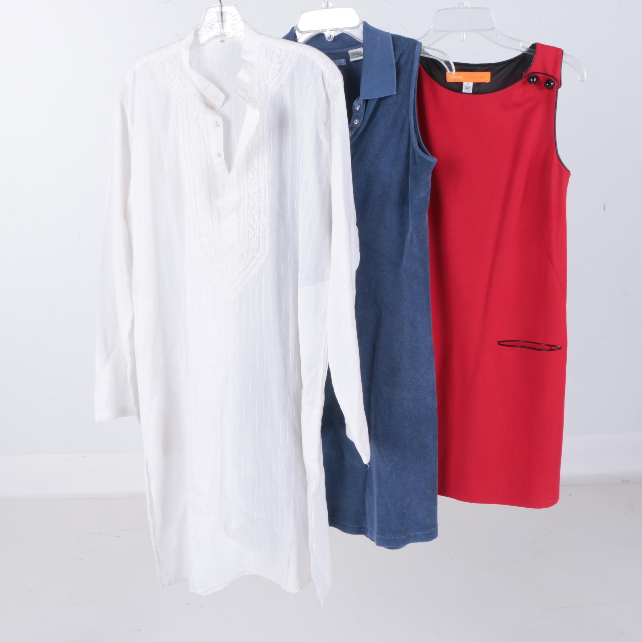 Women's Dresses Including Cynthia Steffe