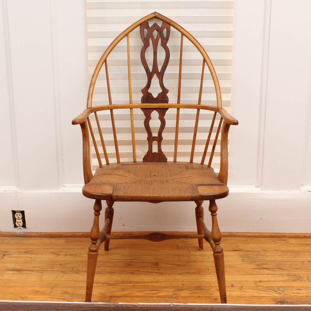 English Pointed Windsor Chair