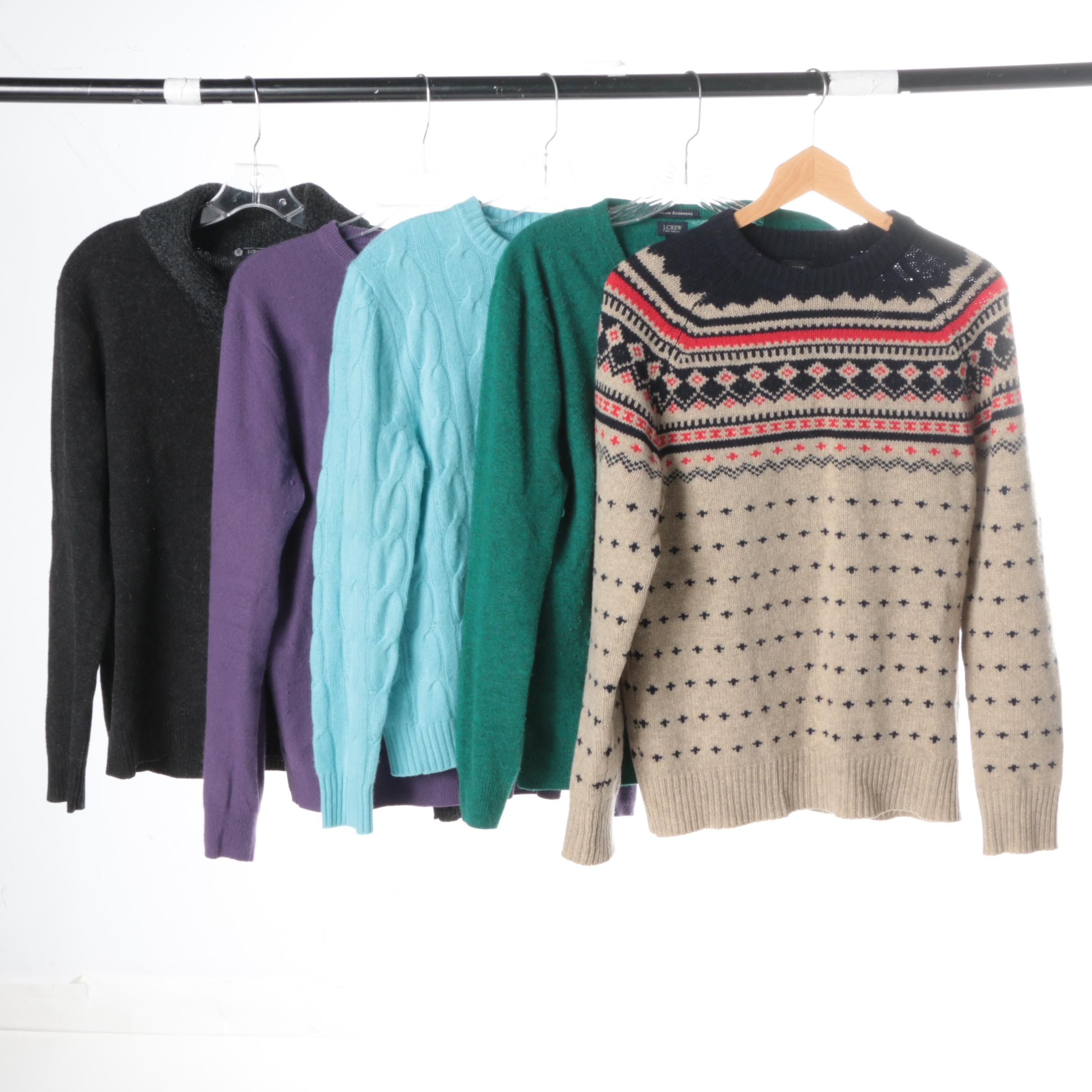 Mens Cashmere And Wool Sweaters Including J Crew Ebth