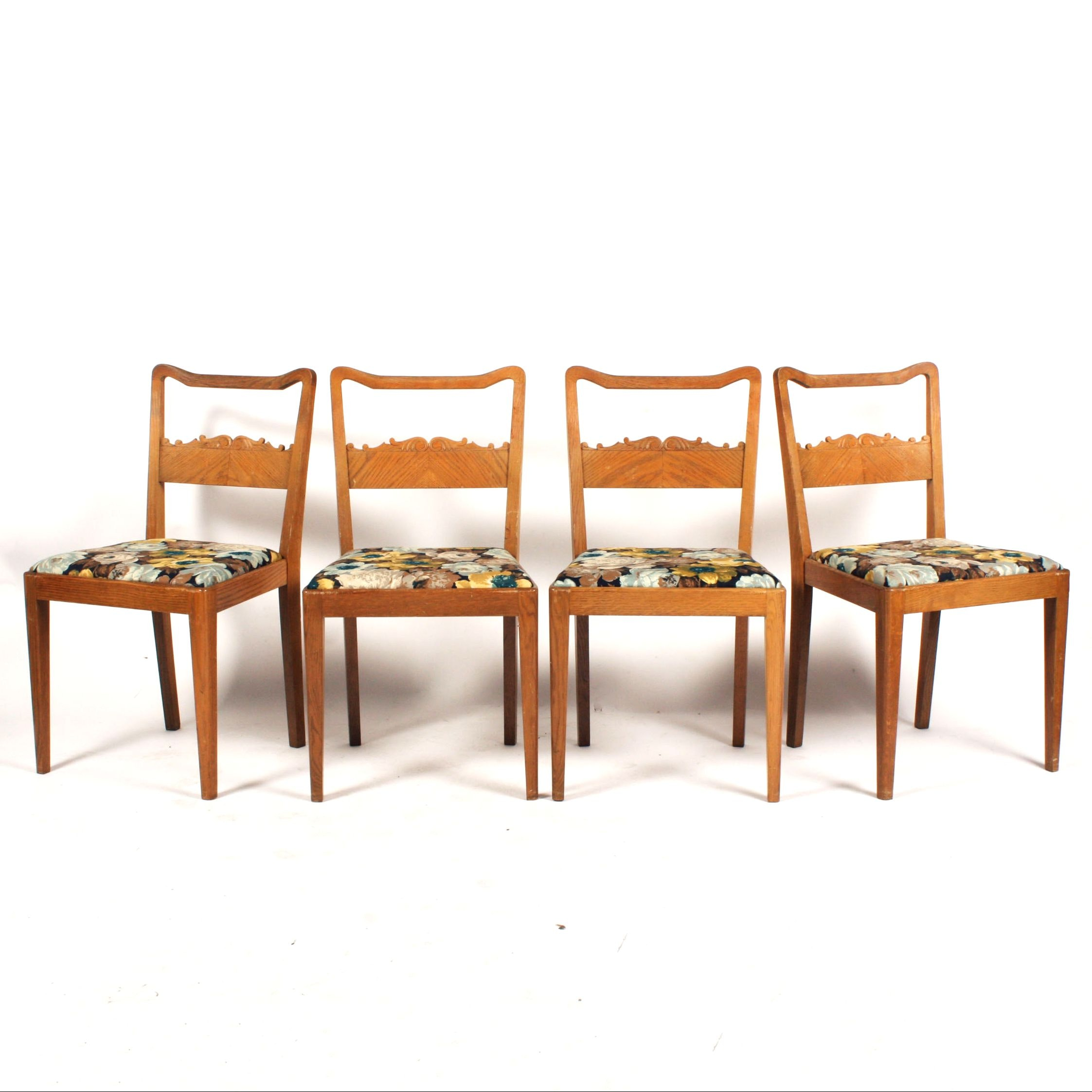 Set of Victorian Style Dining Chairs