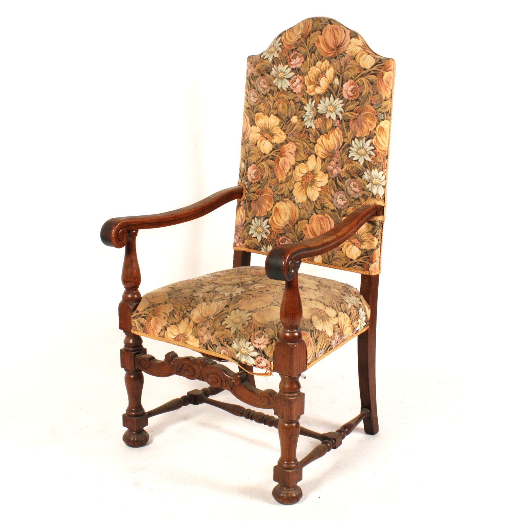 Baroque Style Armchair