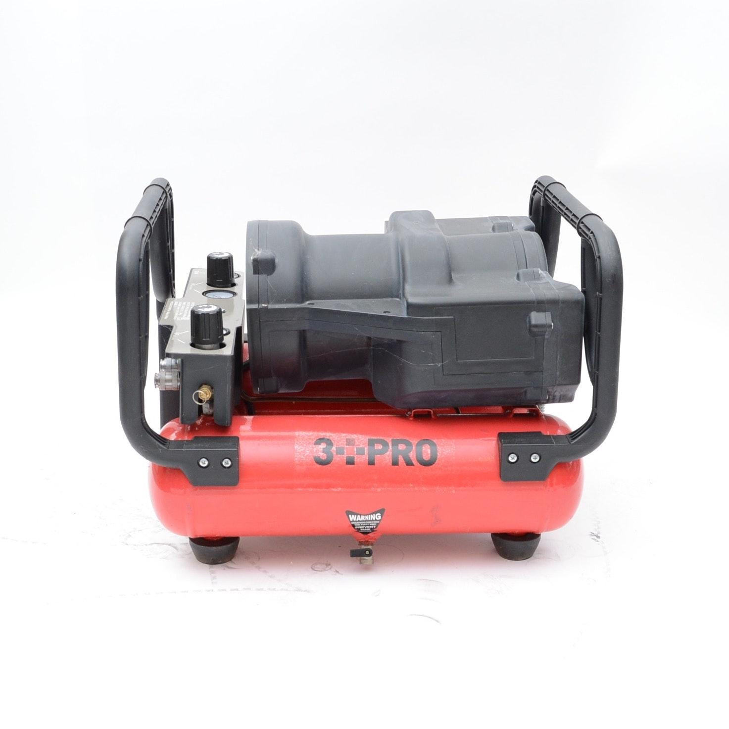 3 PRO 3.4 Gallon High Pressure Compressor