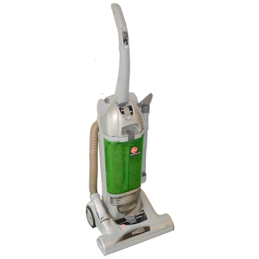 Hoover Empower Bagless Upright Vacuum Ebth