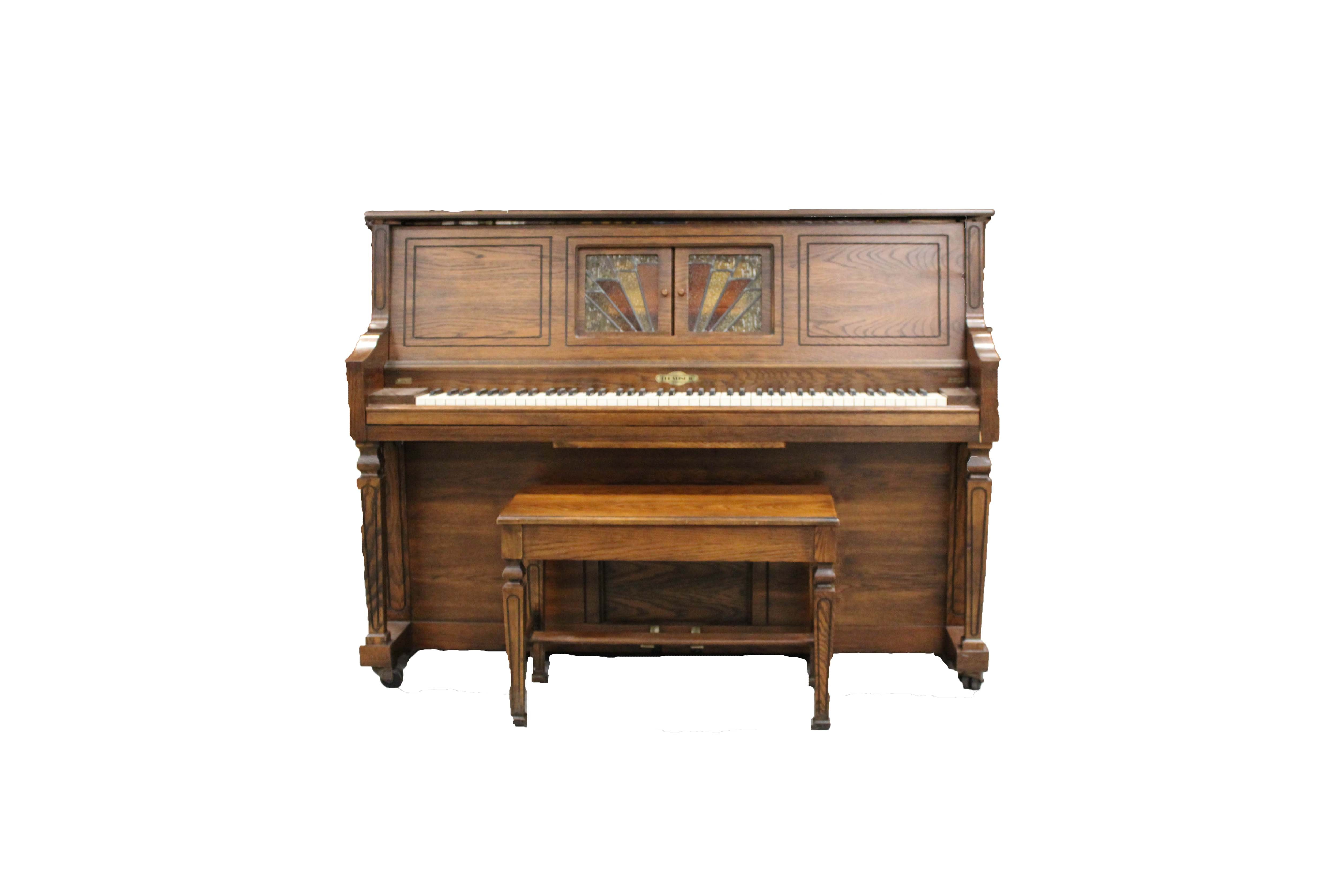 Aeolian Player Piano and Rolls