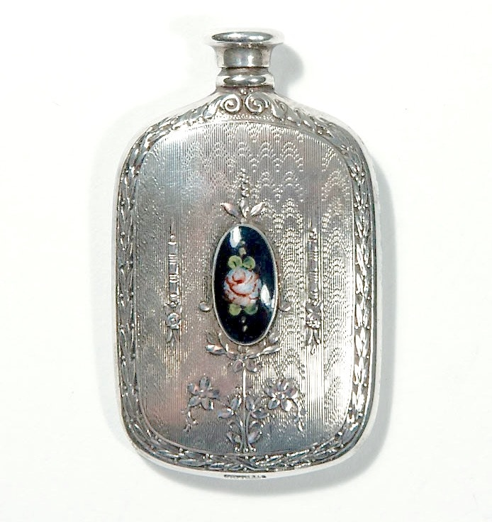 Antique Sterling Snuff Bottle