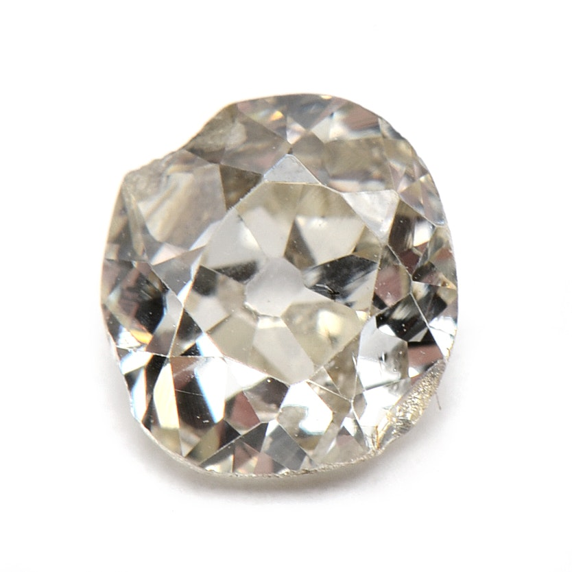 Lose 0.635 Carat Diamond
