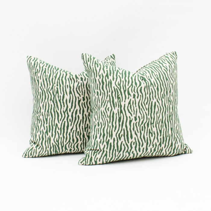 Zebra Print Pillows