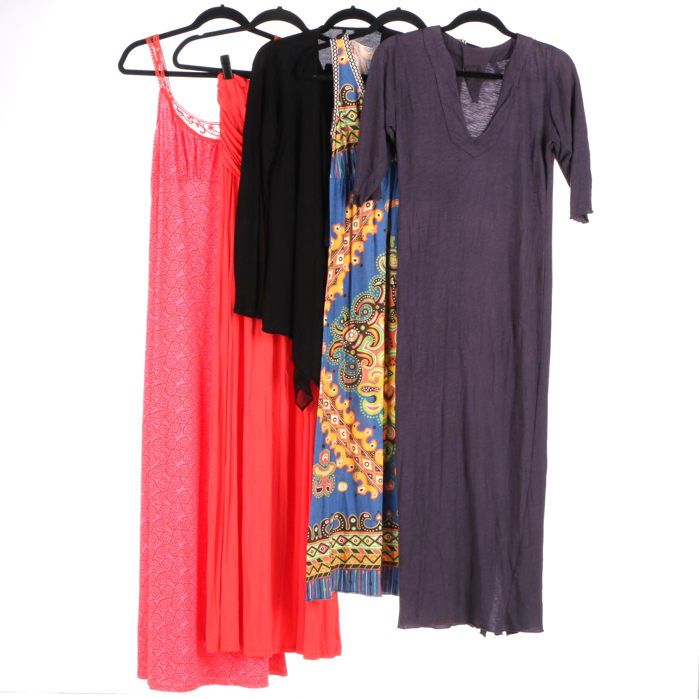 Collection of Women's Dresses and Cardigan Including Lucky Brand