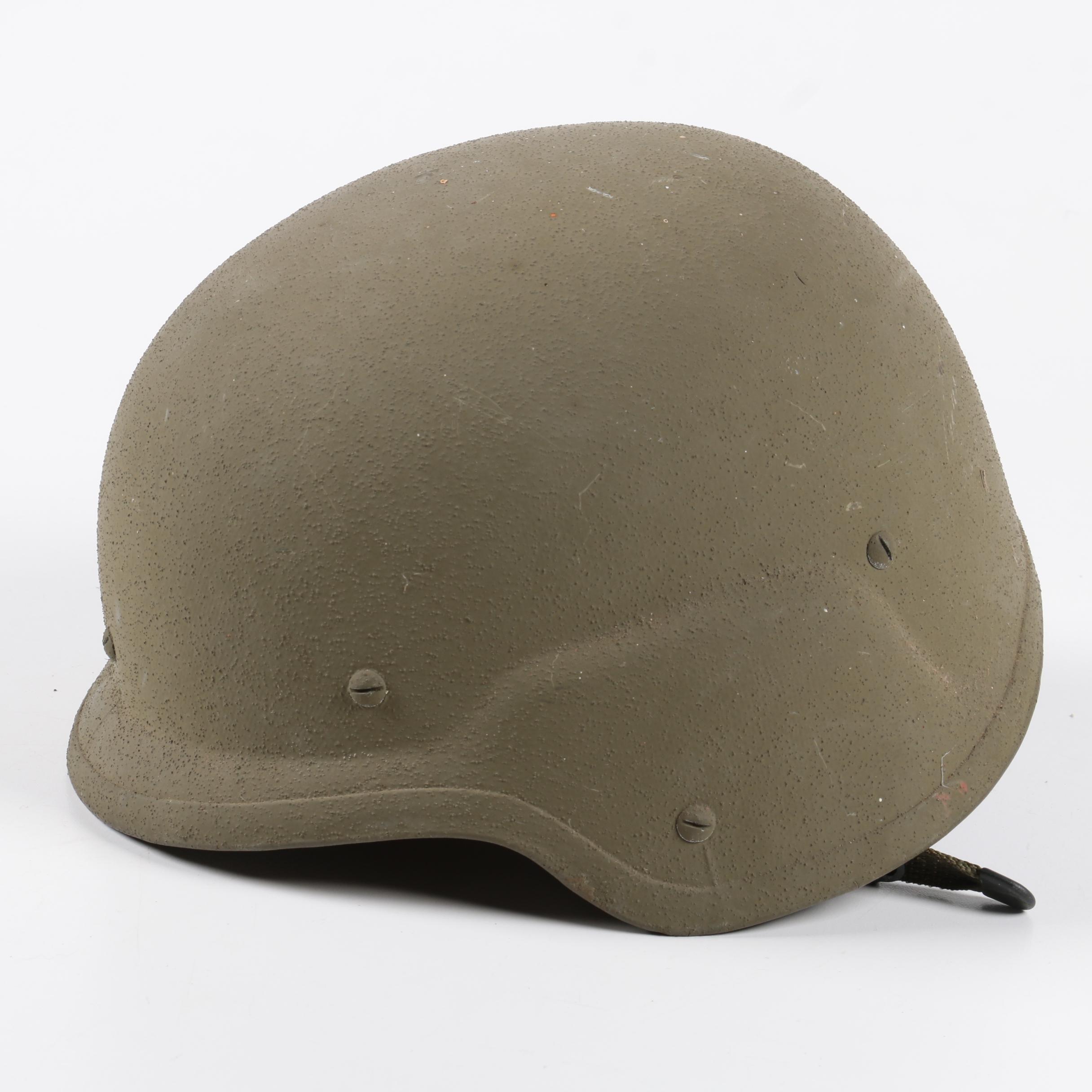 A US Military Ground Troops Helmet