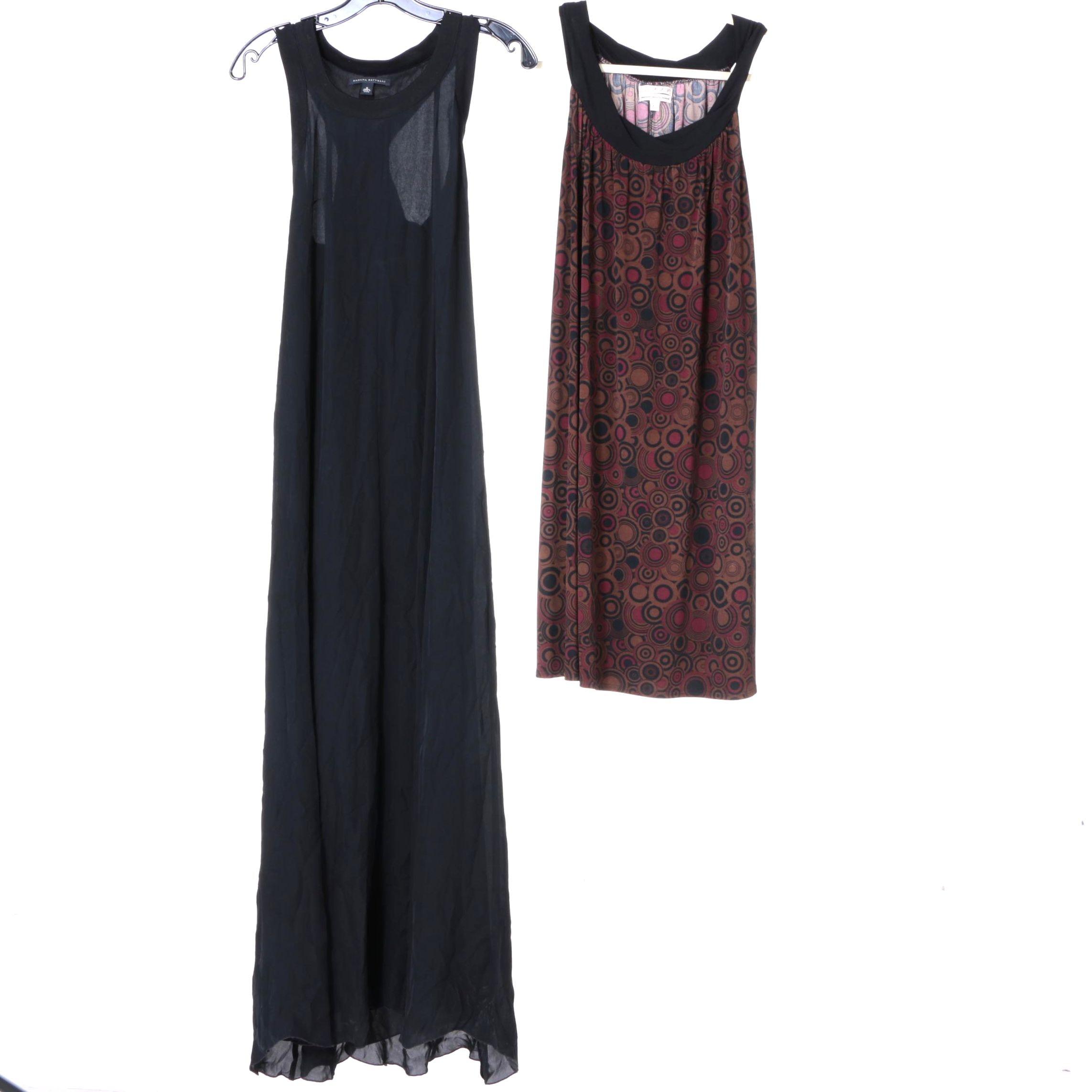 Sleeveless Dresses Including Banana Republic