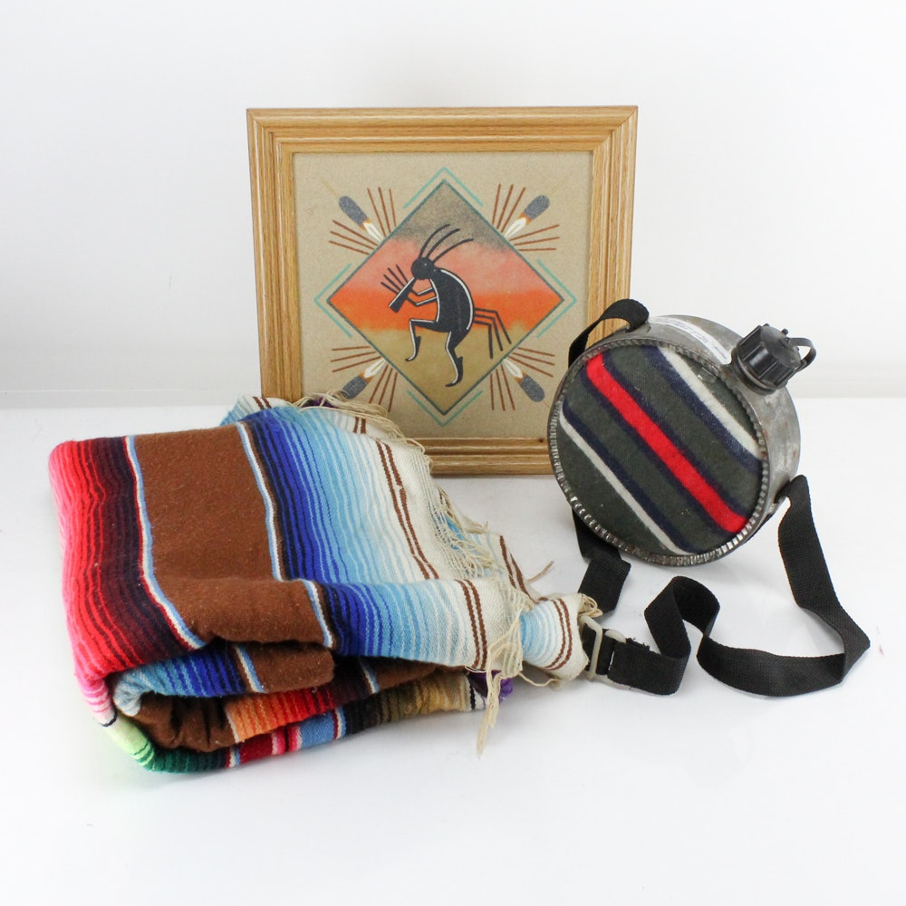 Collection of Western Items