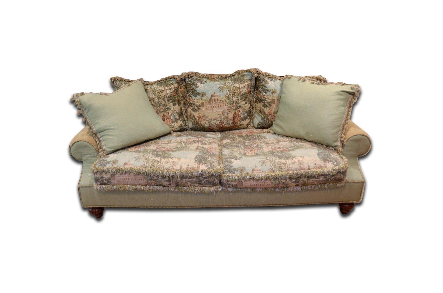 Sofa By Hickory House Furniture Company ...