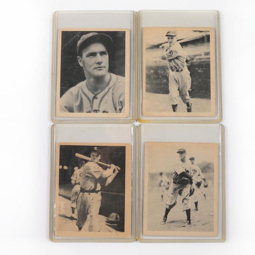 Collection Of 1939 Play Ball Baseball Cards