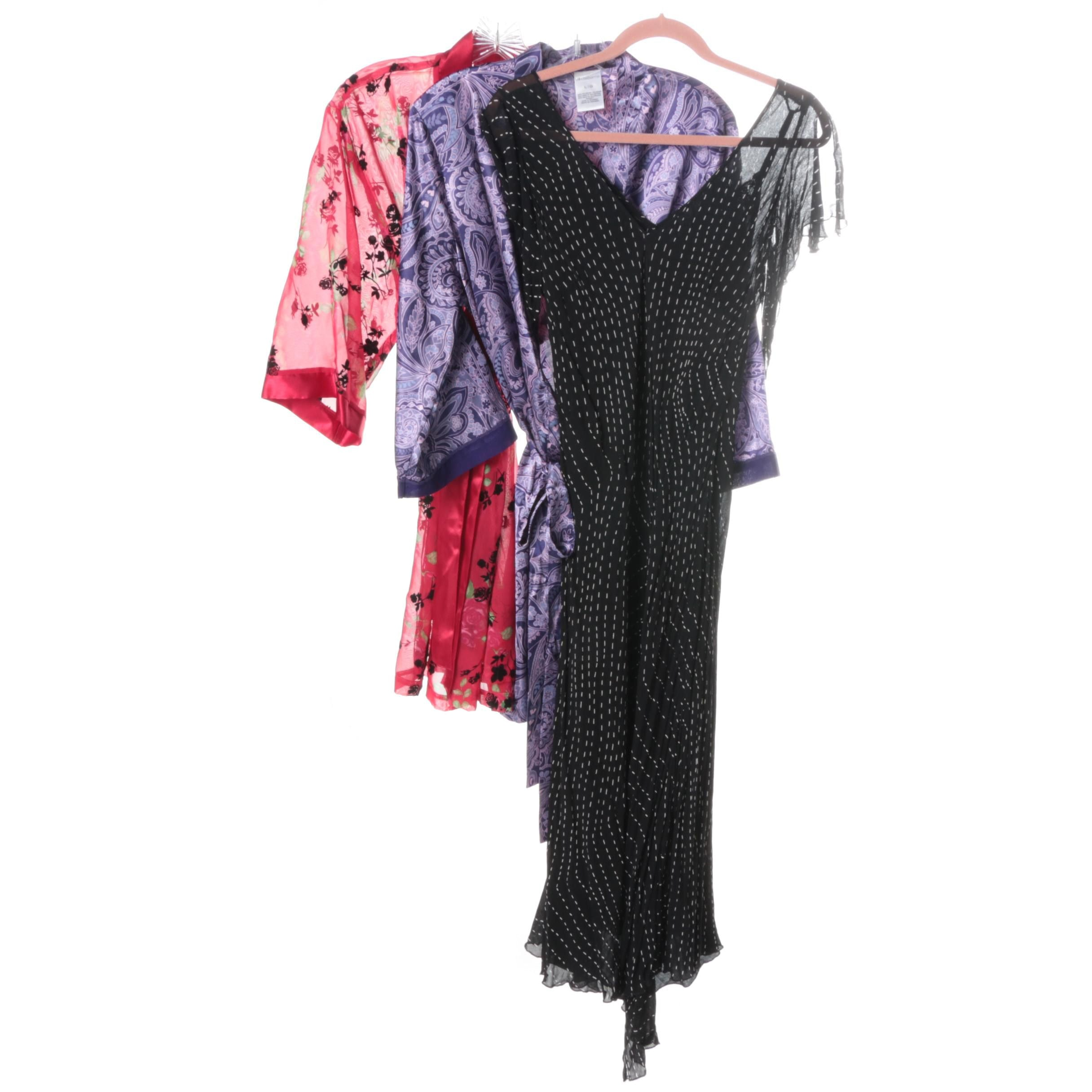 Women's Robes and Dress Including Liz Claiborne