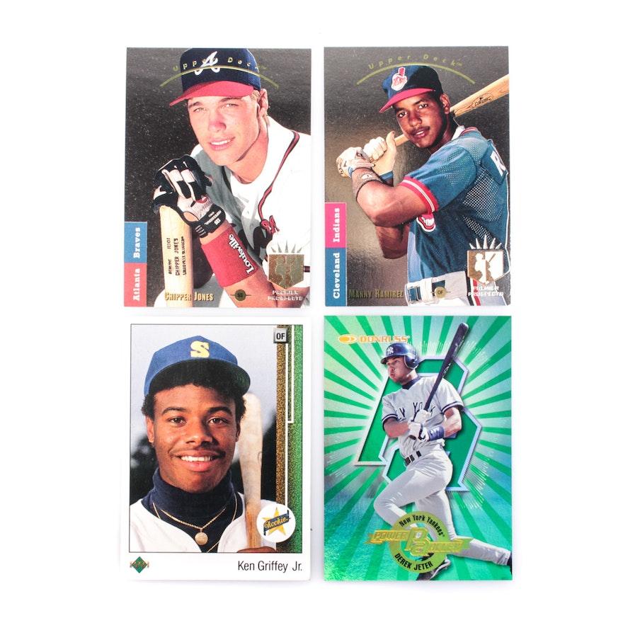 7feaa0dd38 1980s & 1990s Baseball Cards Featuring Ken Griffey, Jr. | EBTH