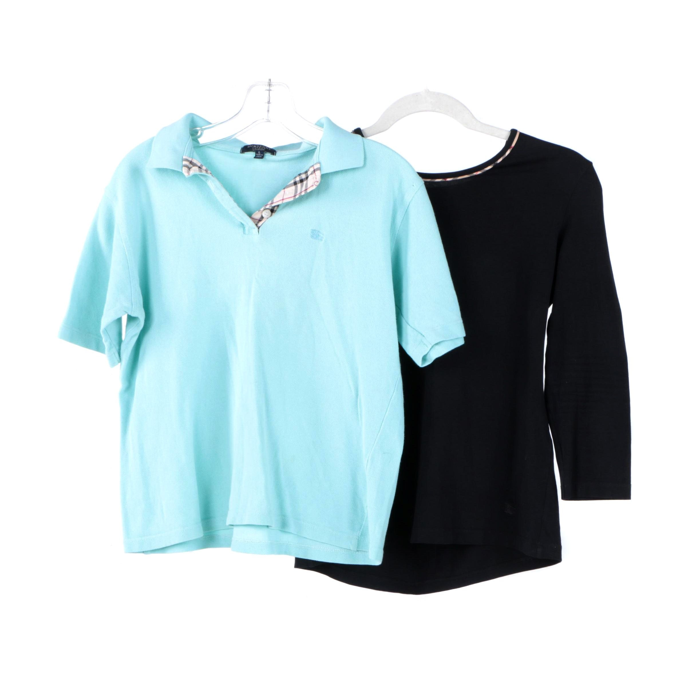Women's Burberry Shirts