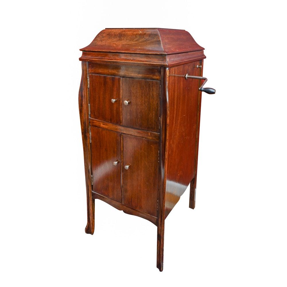 Widener's Victrola Cabinet