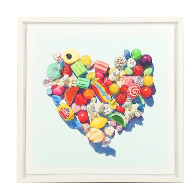 "Robert Townsend Limited Edition Giclee ""Sweetheart"""