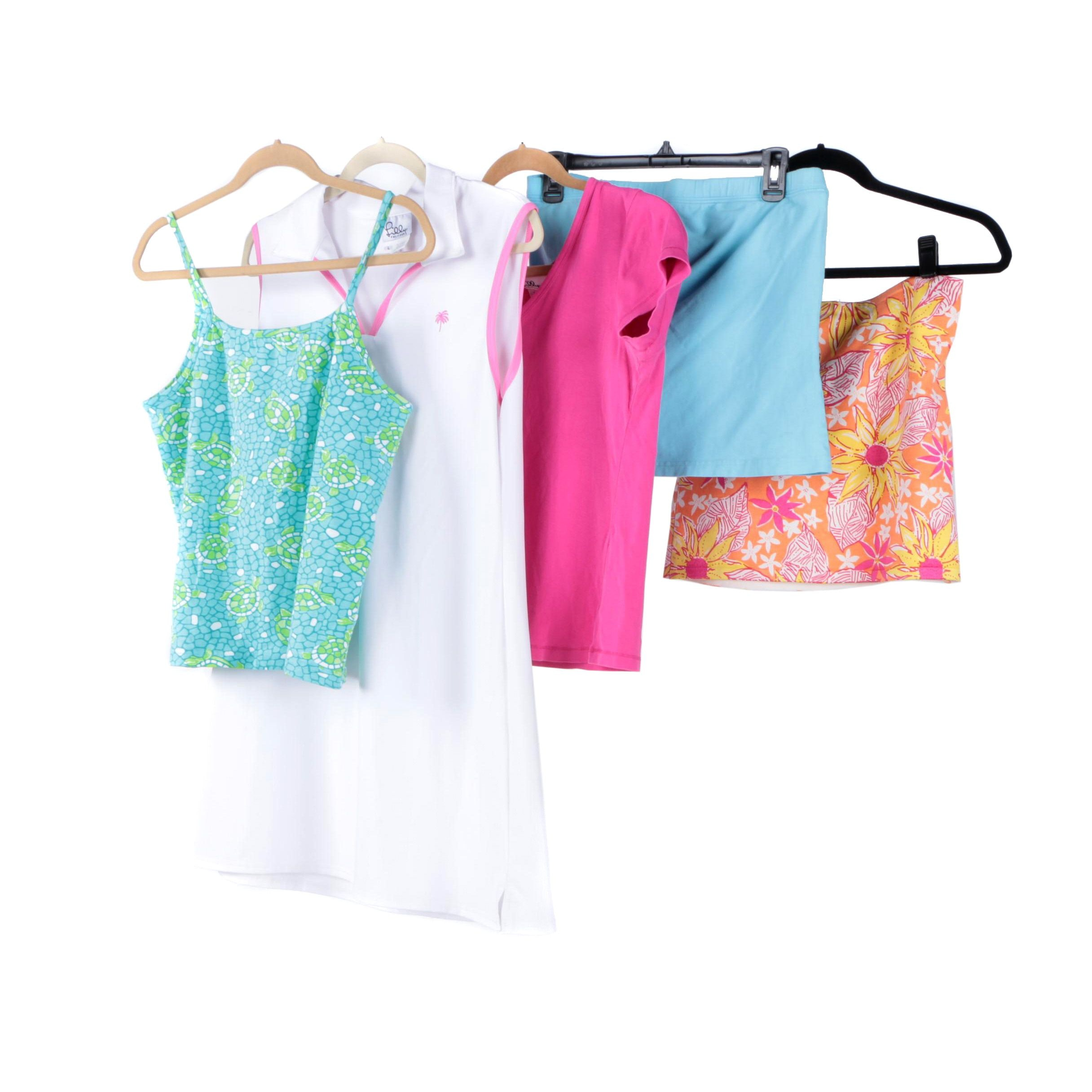 Collection of Lilly Pulitzer Women's Wear