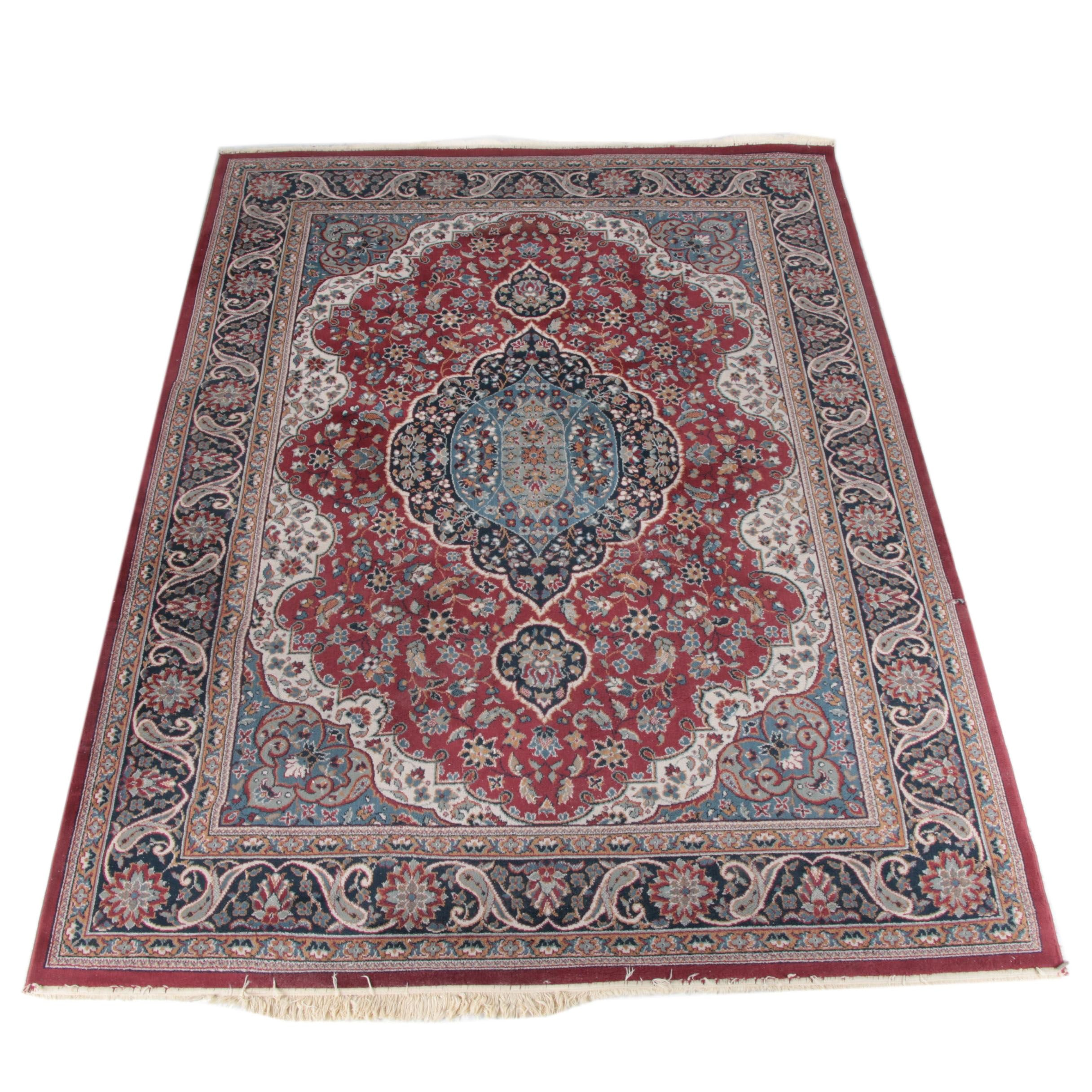 Large Power-Loomed Belgian Royal Area Rug