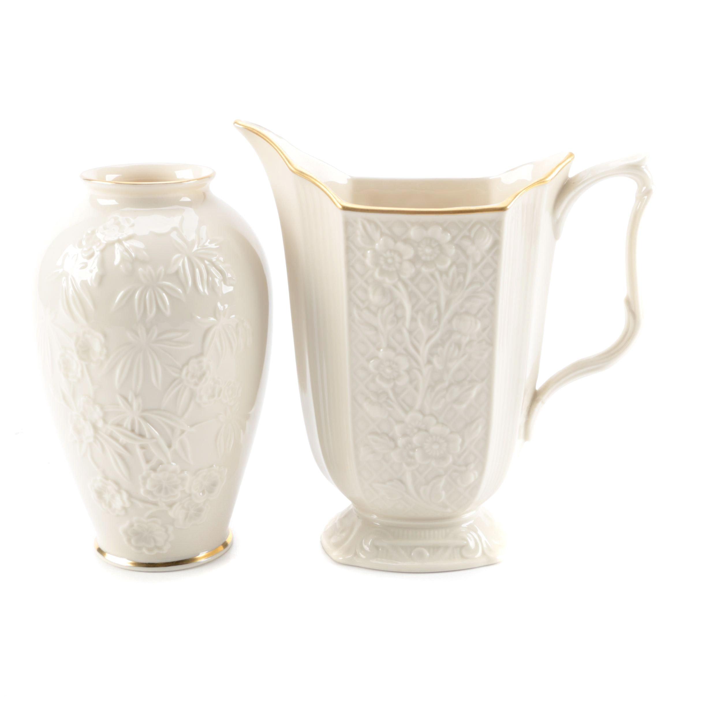 "1988 Lenox ""Mother's Day"" Porcelain Decor"