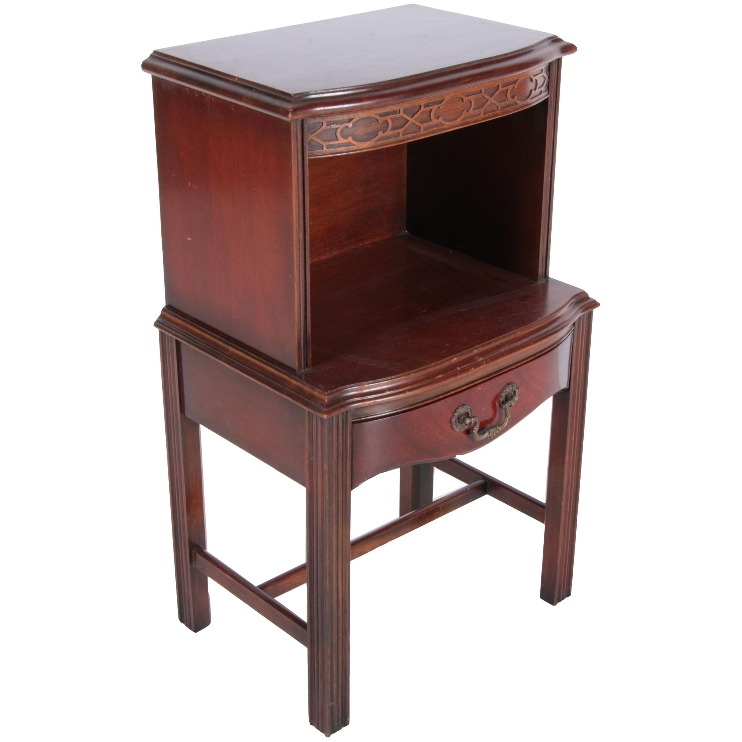 Drexel Tiered Side Table