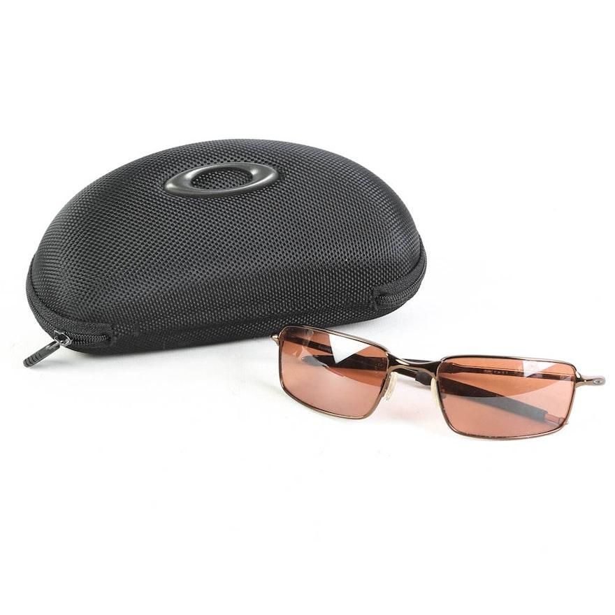 373c95b35c Men s Oakley Square Wire Sunglasses   EBTH
