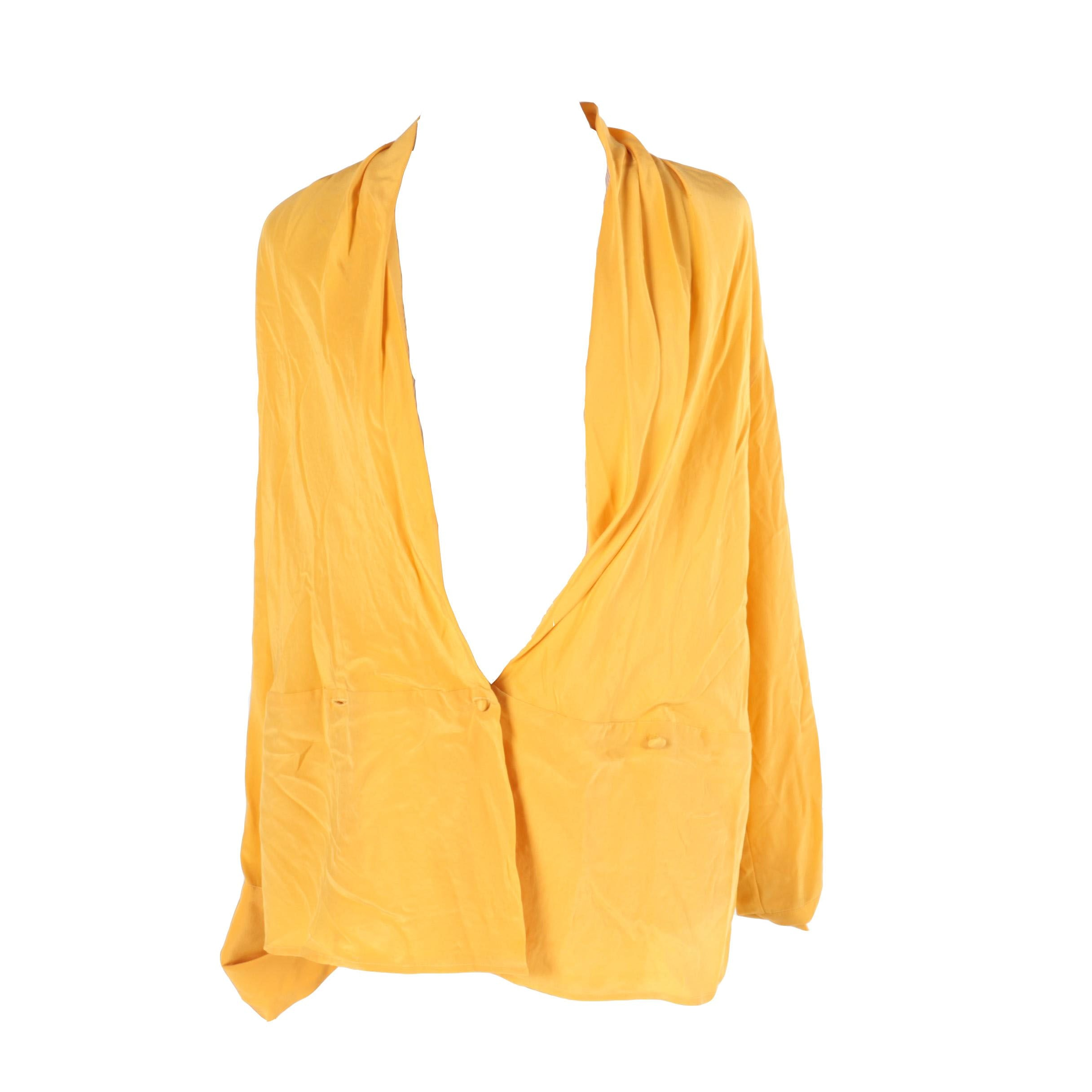 Christian Dior Silk Jacket