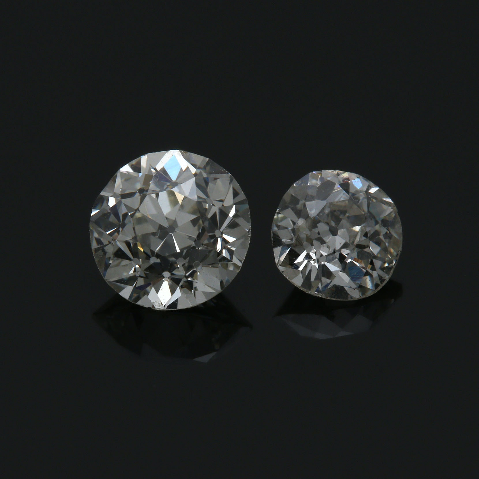 0.83 CTW Loose Diamonds