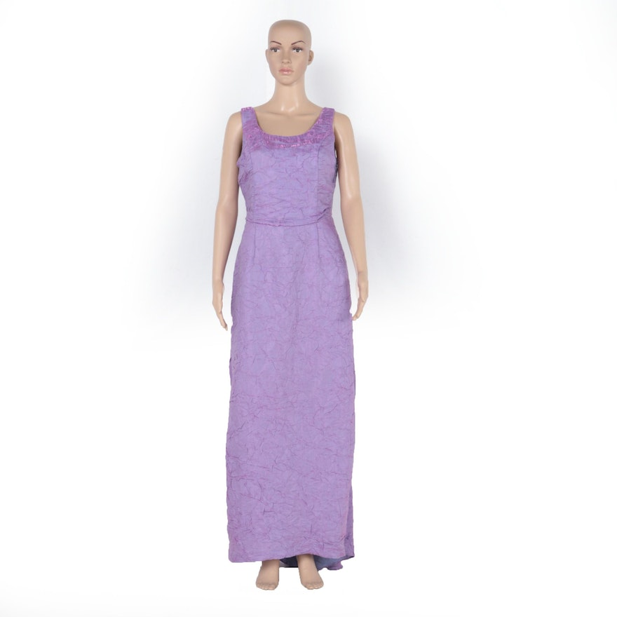 Joseph Ribkoff Sleeveless Evening Gown : EBTH