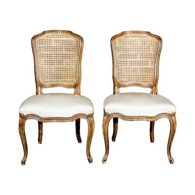 Captain Chairs From Marietta Chair Company Ebth