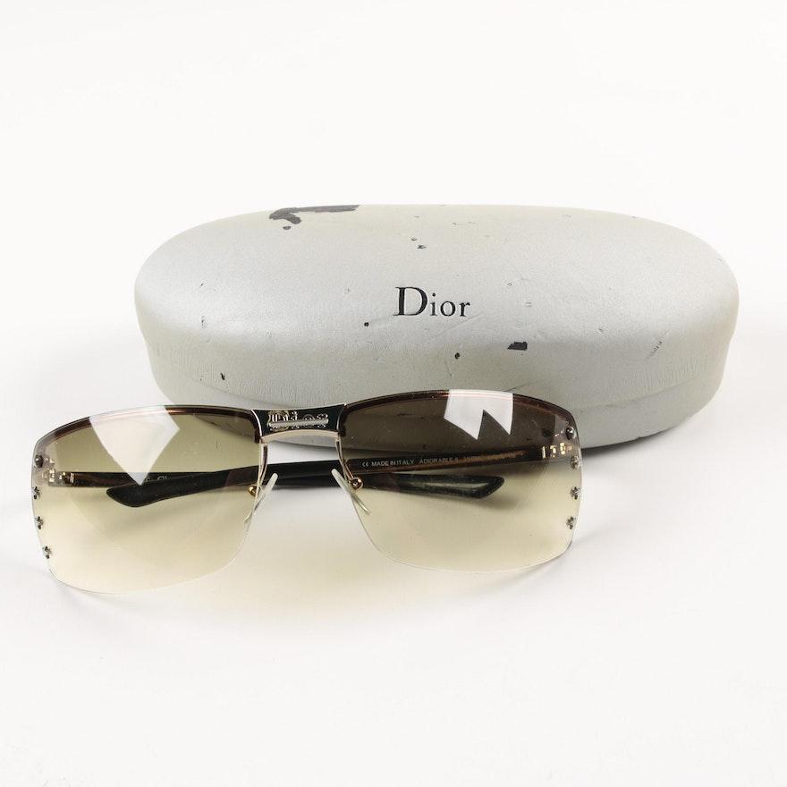 4e9594701220a Christian Dior Adiorable Sunglasses   EBTH