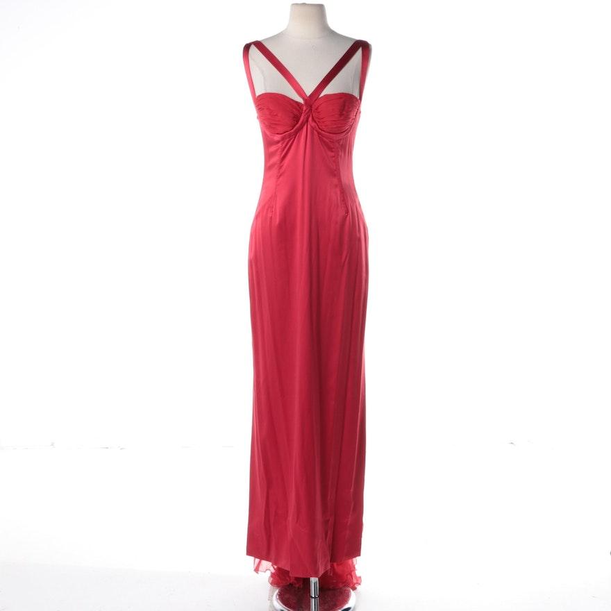 Neiman Marcus Evening Gown Ebth