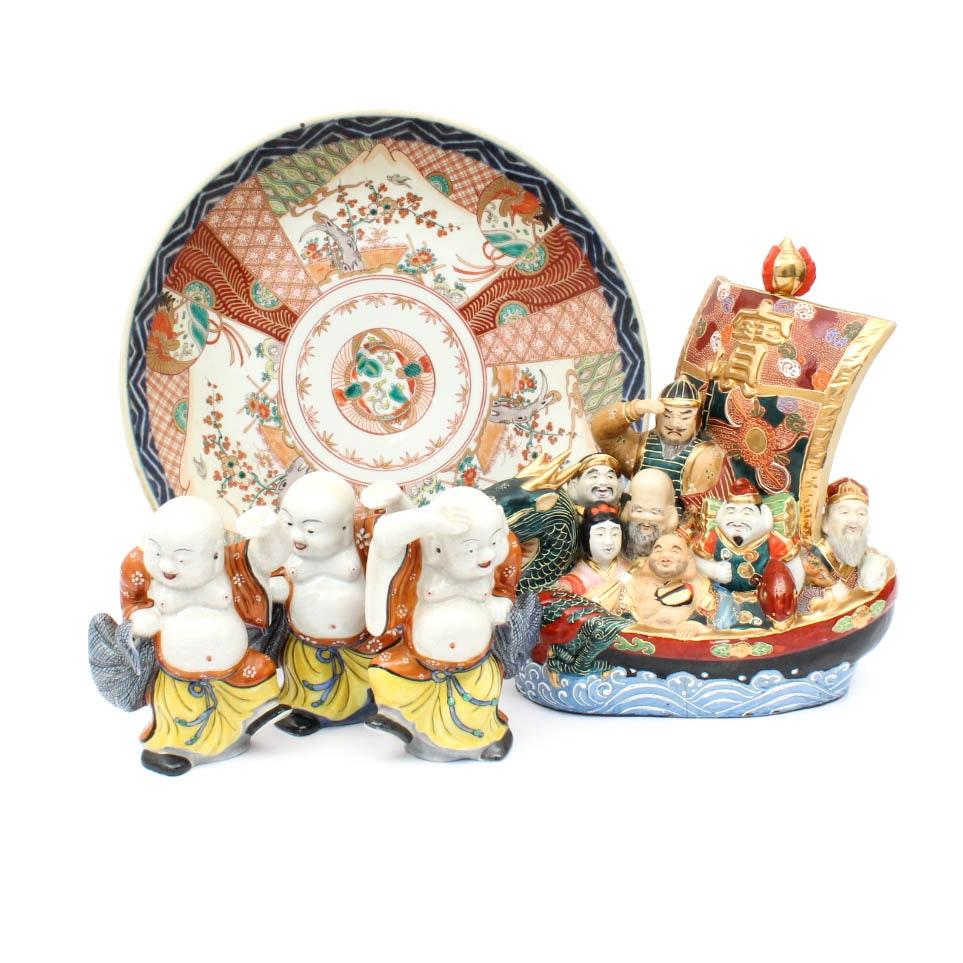 Decorative Asian Ceramics
