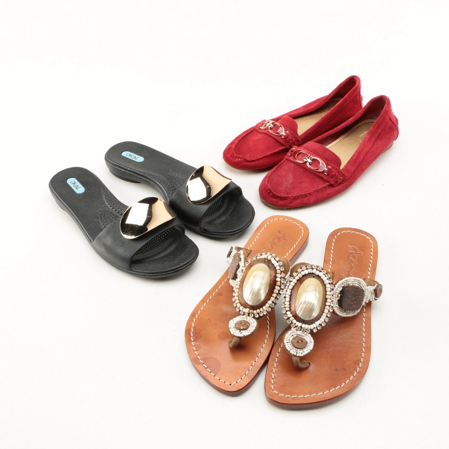 eb326a434 Women s Sandals and Loafers Including Coach   EBTH