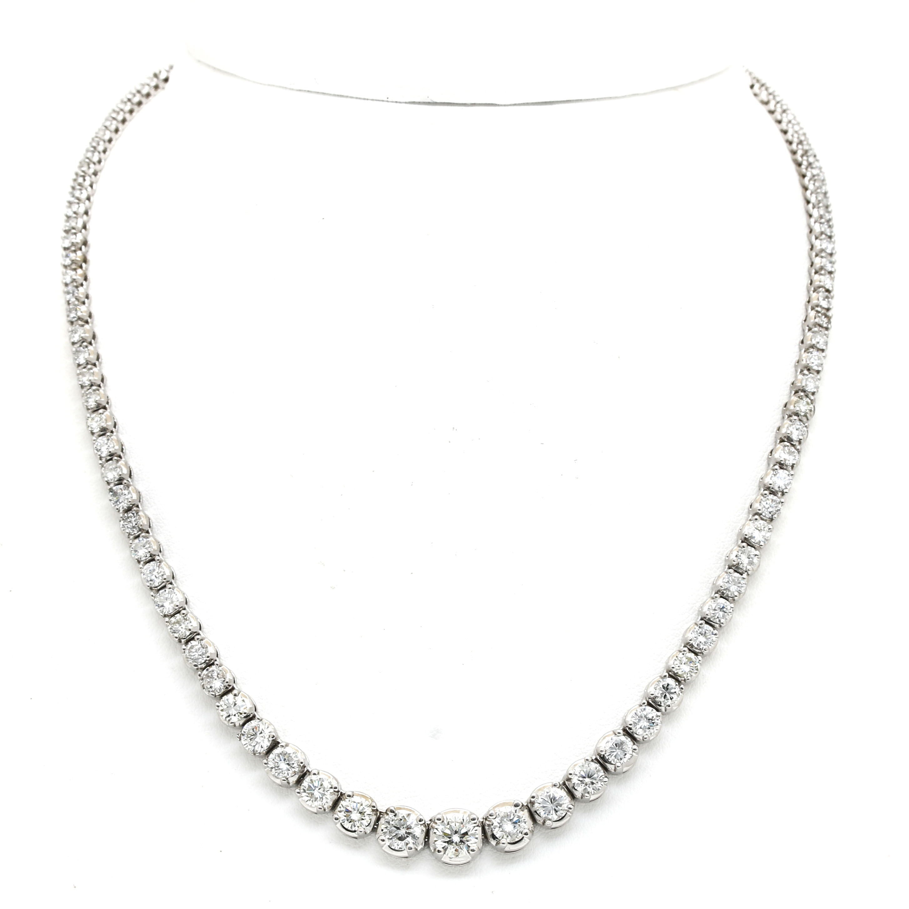 14k White Gold 990 Ctw Diamond Graduated Tennis Necklace. Tassel Necklace. Handcrafted Beaded Jewelry. Compression Anklet. Stacked Rings. Mandala Necklace. Mark Patterson Engagement Rings. Wedding Band Sets. Screw Back Stud Earrings