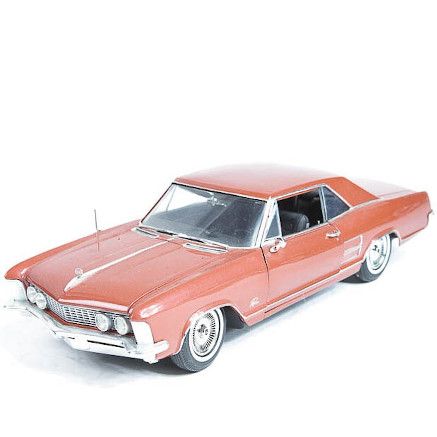 342 Best Images About Buick Riviera 1963 1964 1965 On: 1964 Buick Riviera Die-Cast Car