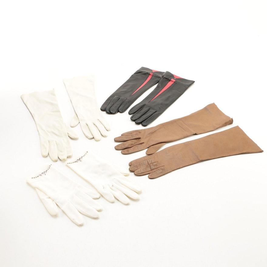 Womens Dress Gloves Including Aris Ebth
