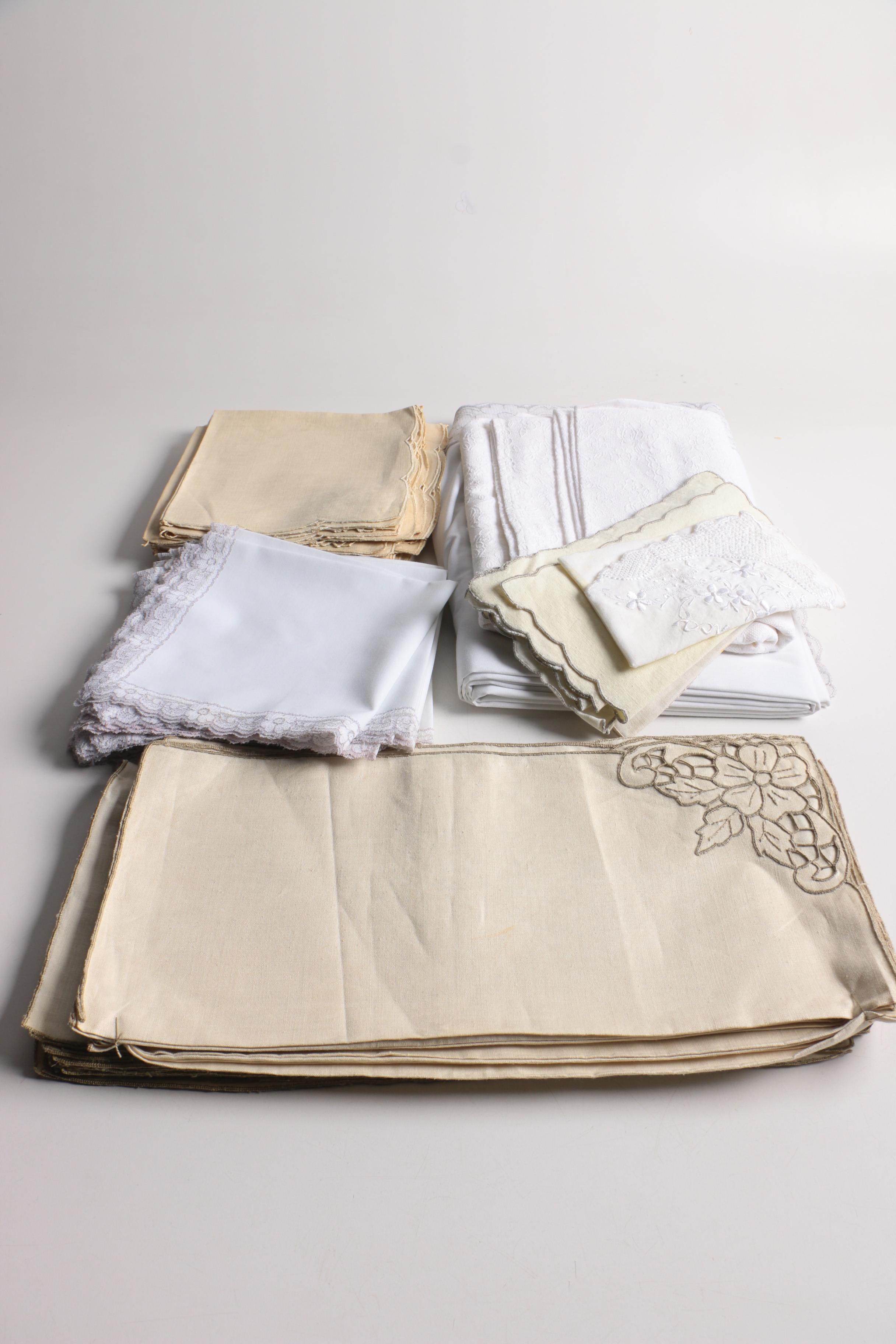 Vintage Kitchen Linens ...