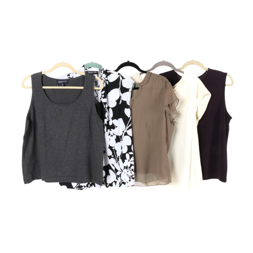 61b7119887fbf Assorted Women s Jones New York Shirts   EBTH