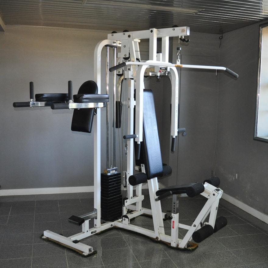 Paramount ctx home gym ebth