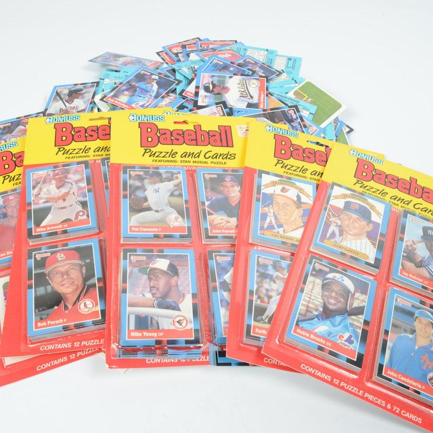 1988 Donruss Baseball Trading Cards