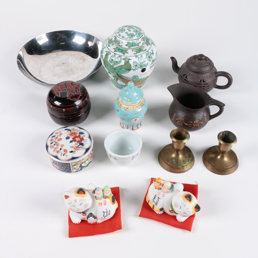 East asian inspired tableware and d cor ebth for East asian decor